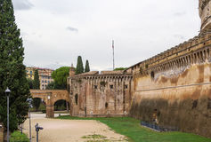 Castel Sant'Angelo, Rome Stock Photography