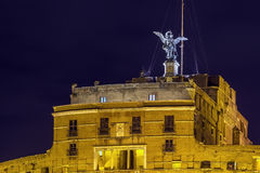 Castel Sant'Angelo, Rome Royalty Free Stock Image