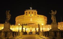 Castel Sant Angelo, Rome Stock Photo
