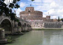 Castel Sant Angelo, Rome Royalty Free Stock Image