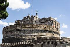 Castel Sant Angelo - Rome Stock Images