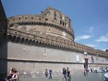 Castel Sant Angelo, Rzym zdjęcie royalty free