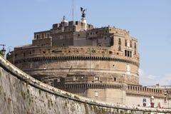 Castel Sant'Angelo (Santangelo) Ρώμη - Ιταλία Στοκ Εικόνες