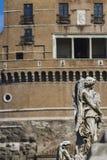 Castel Sant& x27  Angelo, Ρώμη, Ιταλία Στοκ εικόνα με δικαίωμα ελεύθερης χρήσης