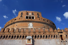 Castel Sant'Angelo keep Royalty Free Stock Images
