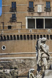 Castel Sant& x27; Angelo, Rome, Italy Royalty Free Stock Image