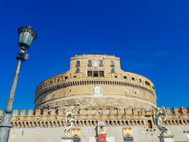 Castel Sant& x27; Angelo, Rome Royalty Free Stock Photography