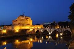 Castel SantAngelo Immagini Stock
