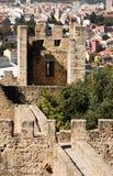 Castel Sao Jorge Stock Photos