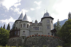162_ Castel Savoia Fotografia Stock