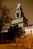 Castel Sforzesco - Milano - dos Imágenes de archivo libres de regalías