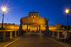 Castel St. Angelo Stock Photos