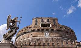 Castel St. Angelo Stock Images