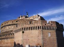 Castel St. Angelo royalty free stock images