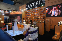 Castel stand Stock Photo