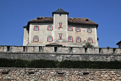 Castel thun Royalty Free Stock Photo