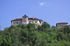 Castel thun Royalty Free Stock Image