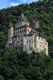 Castel Trostburg, Castel Forte, Valle Isarco, Ponte Gardena - Bolzano Imagens de Stock
