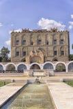 Castel van zisa Royalty-vrije Stock Foto