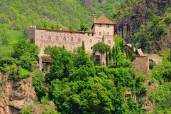 Castel Vanga Royalty Free Stock Photo