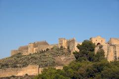 Castel velho Imagem de Stock Royalty Free