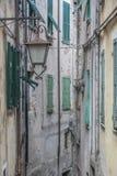 In Castel Vittorio Stock Photo