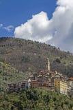 Castel Vittorio Royalty Free Stock Images