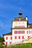 Castel Wolfsthurn or Castel Mareta Royalty Free Stock Image