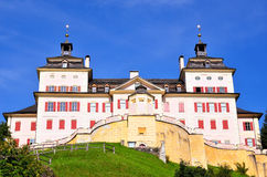 Castel Wolfsthurn or Castel Mareta Royalty Free Stock Photography
