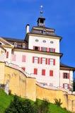 Castel Wolfsthurn or Castel Mareta Stock Images