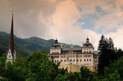 Castel Wolfsthurn, Vipiteno Royalty Free Stock Photo