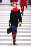 castelbajac查尔斯・ de fashion斜纹布巴黎星期 库存照片