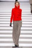 castelbajac Charles de fashion Jean Παρίσι εβδομάδα στοκ εικόνες με δικαίωμα ελεύθερης χρήσης
