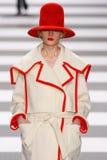 castelbajac Charles de fashion Jean Παρίσι εβδομάδα Στοκ Φωτογραφίες