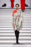 castelbajac Charles de fashion Jean Παρίσι εβδομάδα Στοκ εικόνα με δικαίωμα ελεύθερης χρήσης