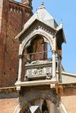 The Castelbarco Tomb, in Verona, Italy Stock Photo