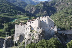 Castelbello Castle Stock Image