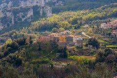 Castelbianco Stockbild