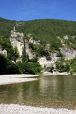 Castelbouc village Royalty Free Stock Photo