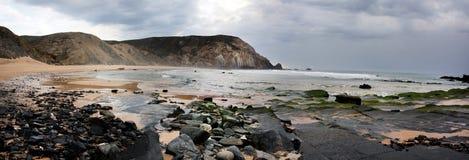 Castelejo beach Stock Image