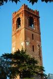 Castelfranco Veneto e torre medievale fotografia stock libera da diritti