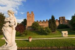 Castelfranco Veneto - Treviso Italy Stock Photo
