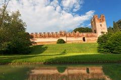 Castelfranco Veneto - Treviso Italy Royalty Free Stock Image