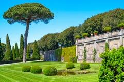 Castelgandolfo, le palais papal photo libre de droits