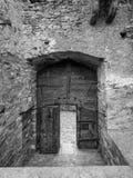 Castelgrande kasztel w Bellinzona, Szwajcaria Fotografia Royalty Free