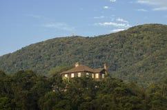 Castelinho Museum - Paranapiacaba Stock Photo