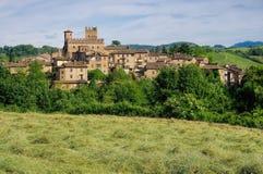 Castell Arquato zdjęcia stock