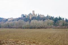 Castell'Arquato zdjęcia royalty free