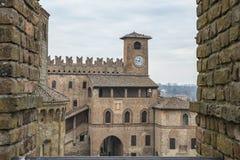 Castell'Arquato Photos stock