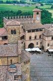 Castell'arquato. Emilia-Romagna. Italy. Royalty Free Stock Image